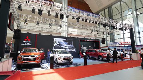Mitsubishi Motors Việt Nam tham gia triển lãm Auto Expo 2019 tại Hà Nộir