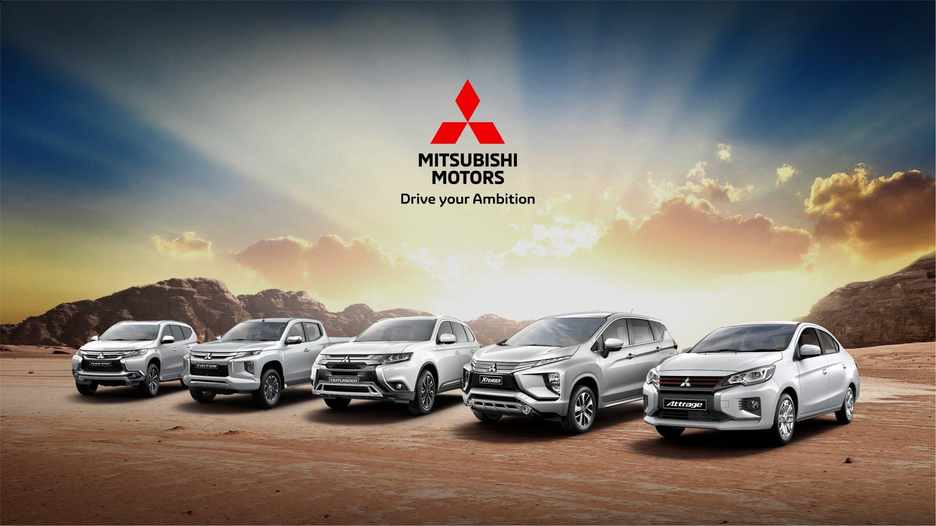 Triển khai hoạt động lái thử tại nhà tại một số Nhà phân phối ủy quyền của Mitsubishi Motors Việt Namr