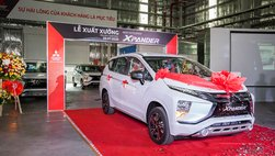 Mitsubishi Xpander 2020 được hưởng 50% phí trước bạ nhờ chuyển sang lắp ráp, người dùng đón tin vuir