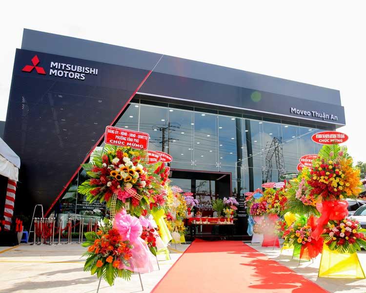 Khai trương phòng trưng bày MOVEO tại Thành phố Thuận An, Bình Dươngr
